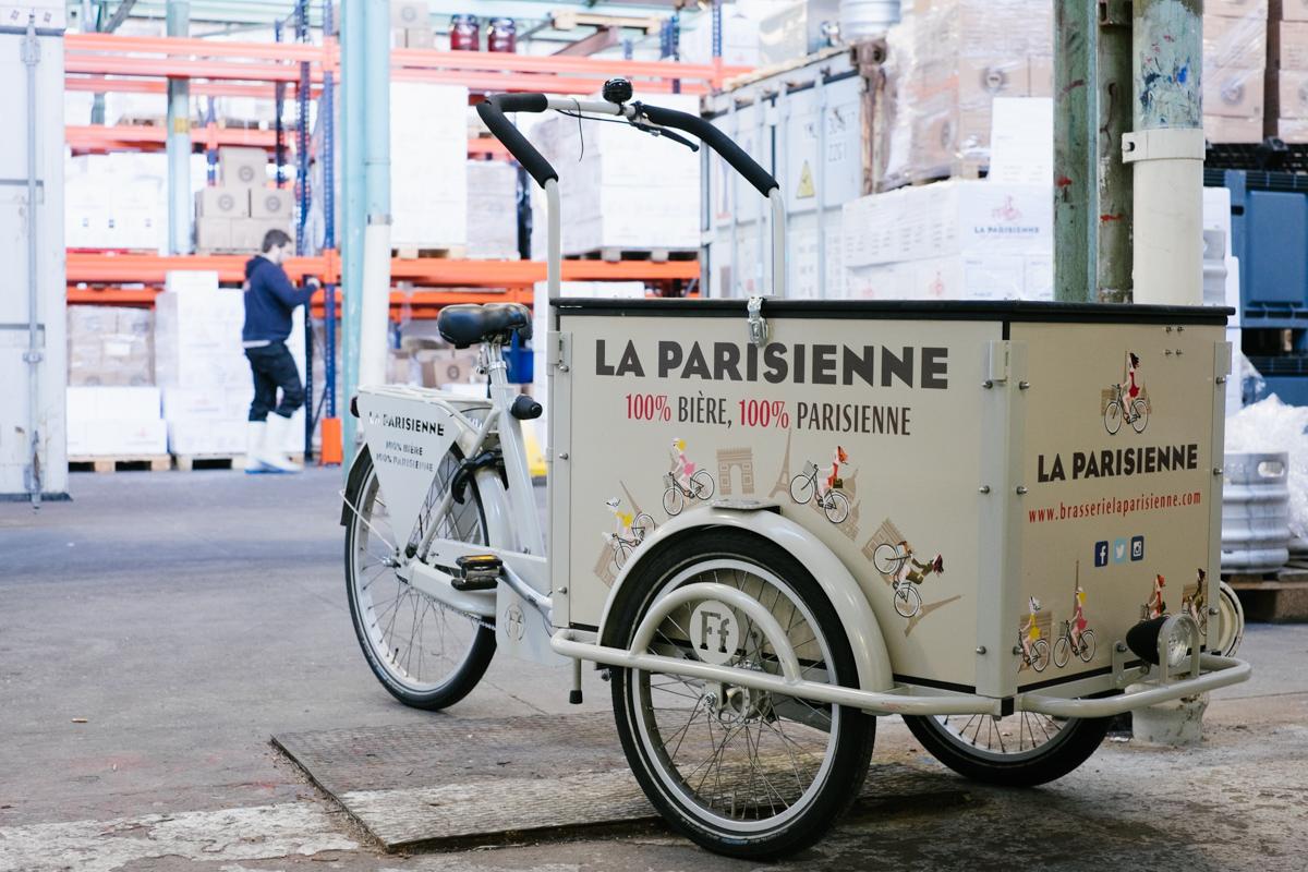 Au c ur d une brasserie artisanale la parisienne hoodspot journal - La parisienne journal ...