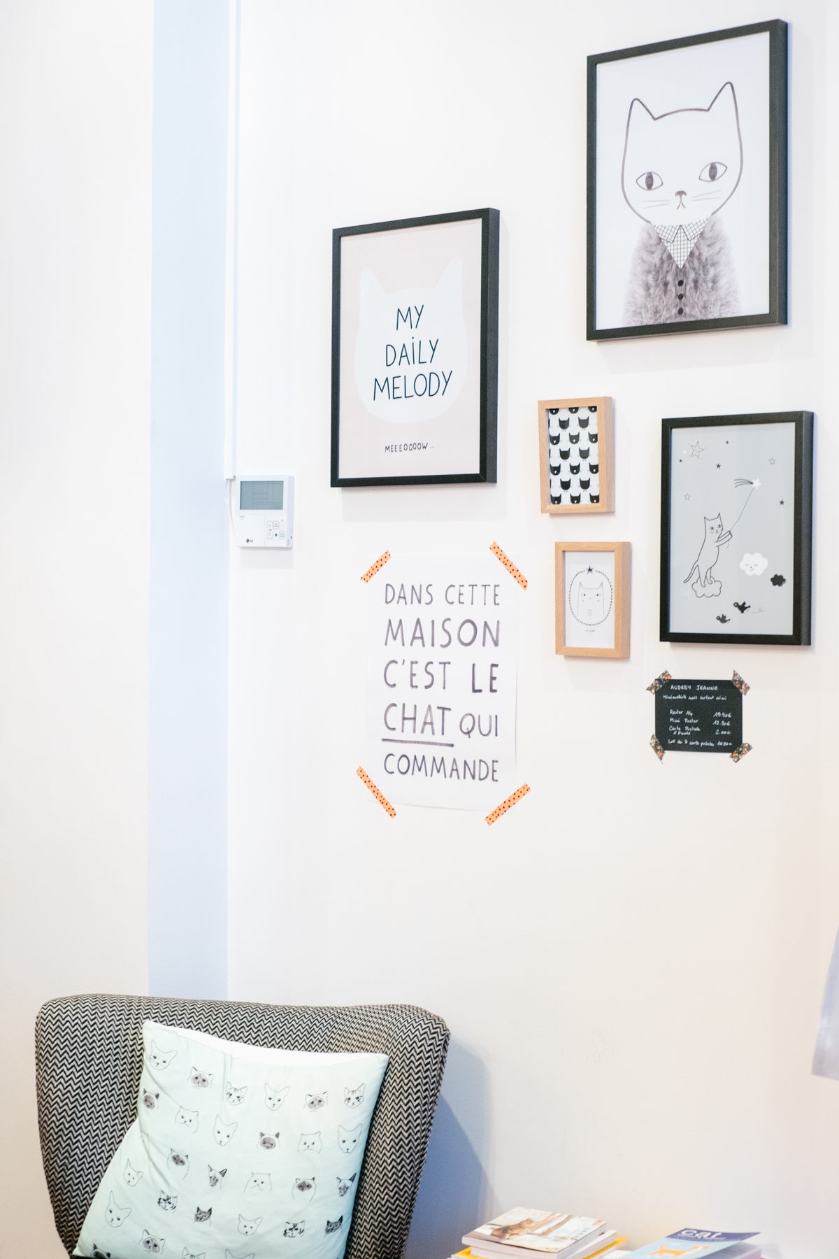 d couvrez le premier h tel pour chats paris hoodspot journal. Black Bedroom Furniture Sets. Home Design Ideas