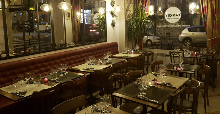Le top 5 des restaurants volont d 39 le de france par - Restaurant japonais tapis roulant paris ...