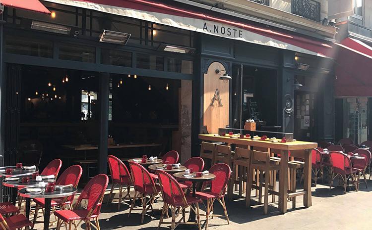 A noste, le restaurant de Julien Duboué