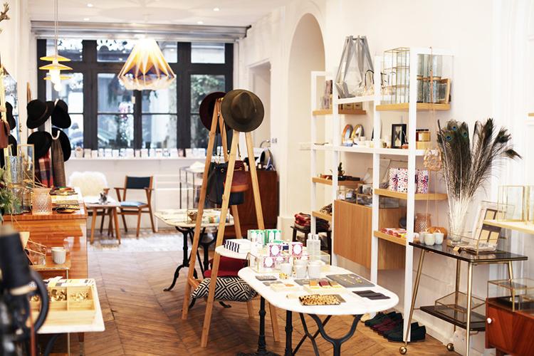 Concept store Atelier Couronnes