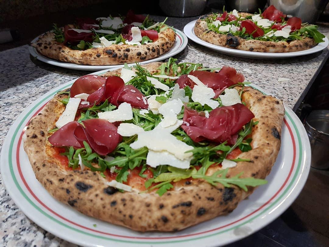 Pizzas chez Guillaume Grasso