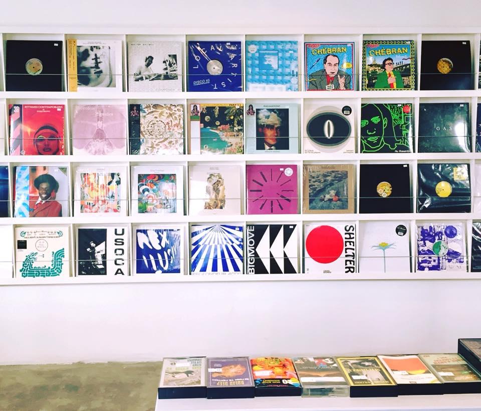 Disquaire Bigwax Records