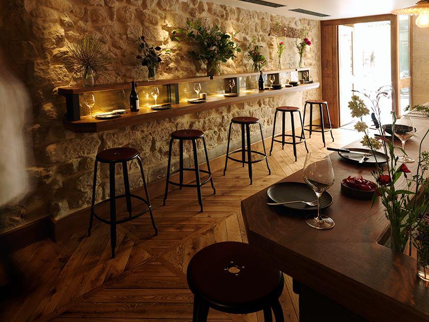 Salle du restaurant Freddy's