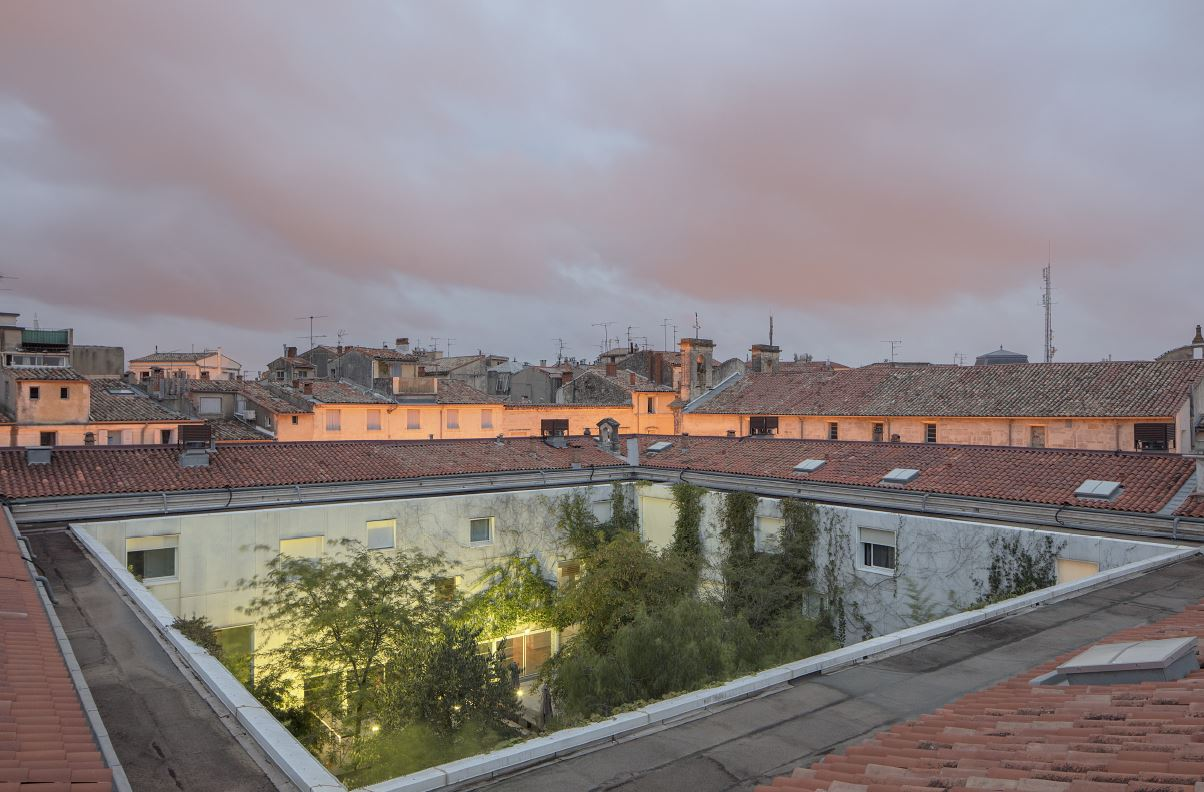La Panacée, lieu dédié à l'art contemporain
