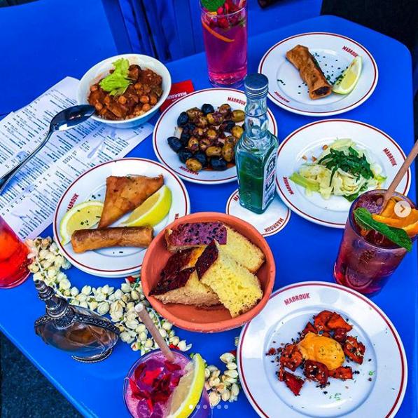 Mabrouk le nouveau restaurant tunisien de la rue Réaumur
