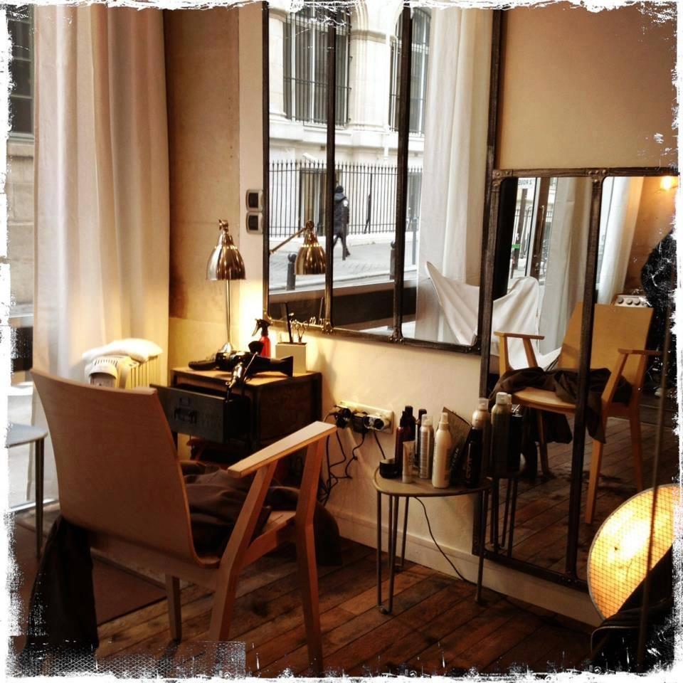 La maison d'L, salon de coiffure à Paris