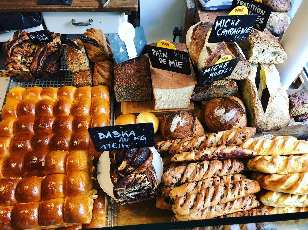 Mamiche et ses délicieux pains et viennoiseries